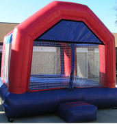 Red & Blue Bounce